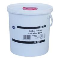 Antibacterial Wet Wipes 500