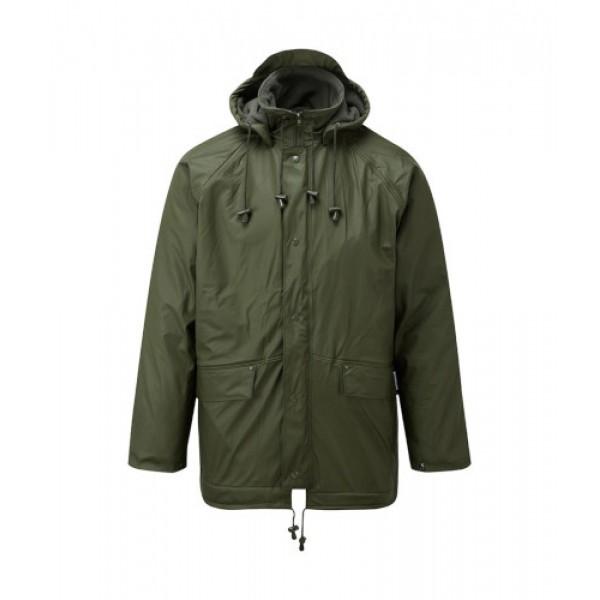 219 Fleece Lined Flex Waterproof Jacket