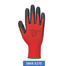Flexo Grip Nitrile Glove (Carton 30 Packs)