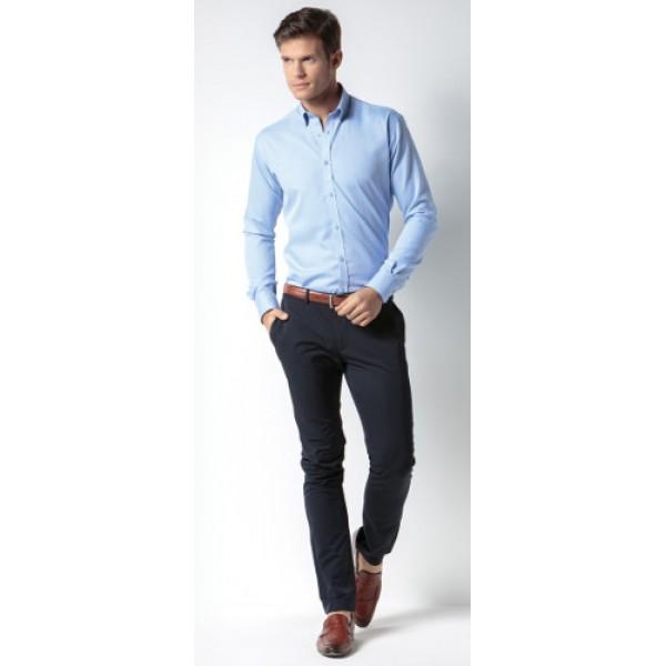 Slim Fit Non Iron Oxford Twill Shirt