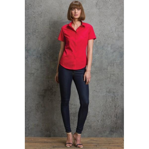 Women's Poplin Shirt